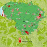 Nacionaliniai ir regioniniai parkai